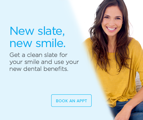 Reunion Smiles Dentistry - New Year, New Dental Benefits